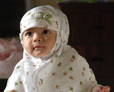 Model 5. Baju Hijab Modern untuk Anak Muslimah image