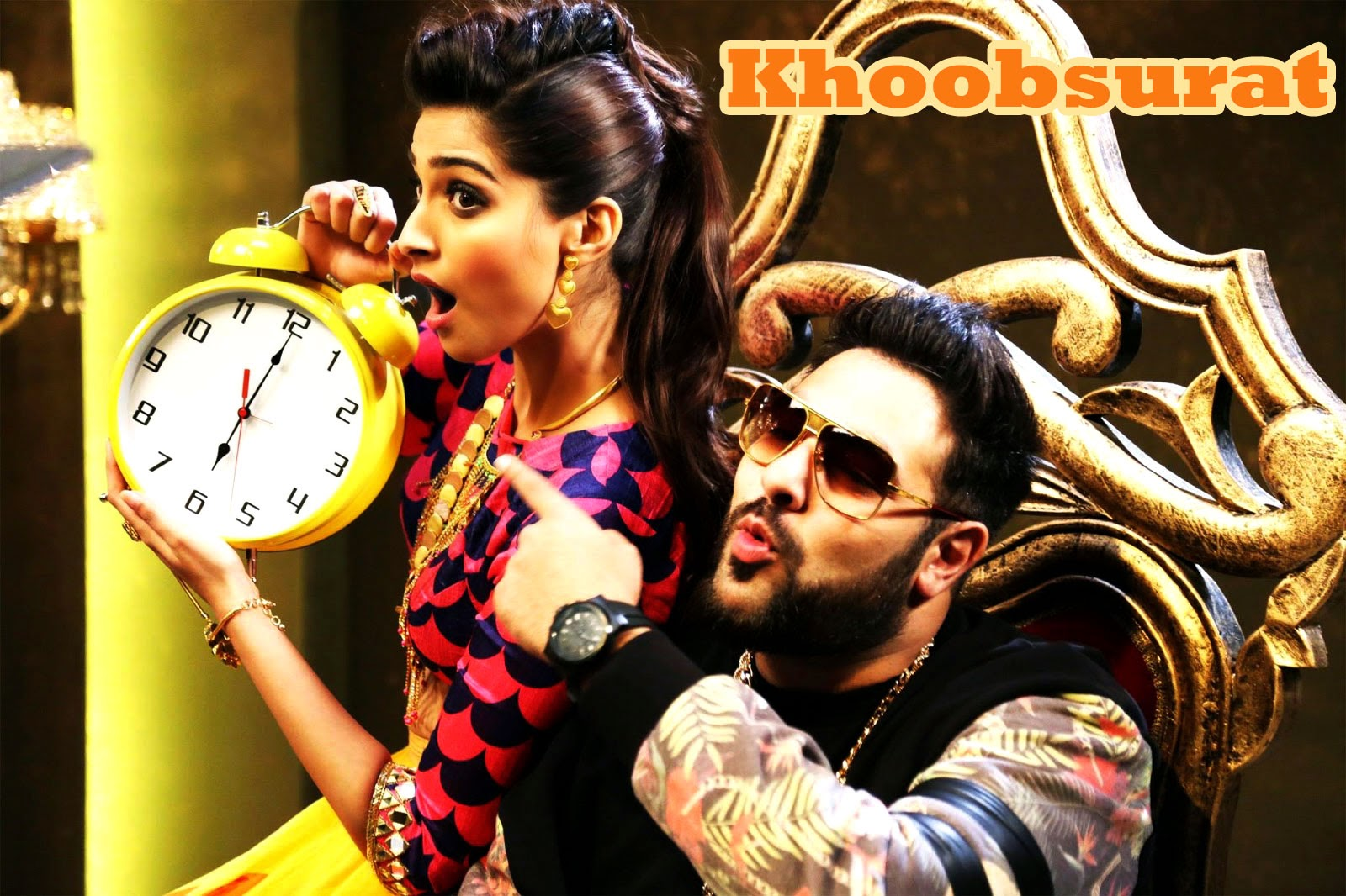 wallpapers station khoobsurat new bollywood movie 2014