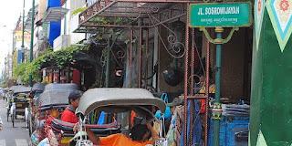 Sosrowijayan Yogyakarta Penginapan Murah Surga Bagi Backpacker
