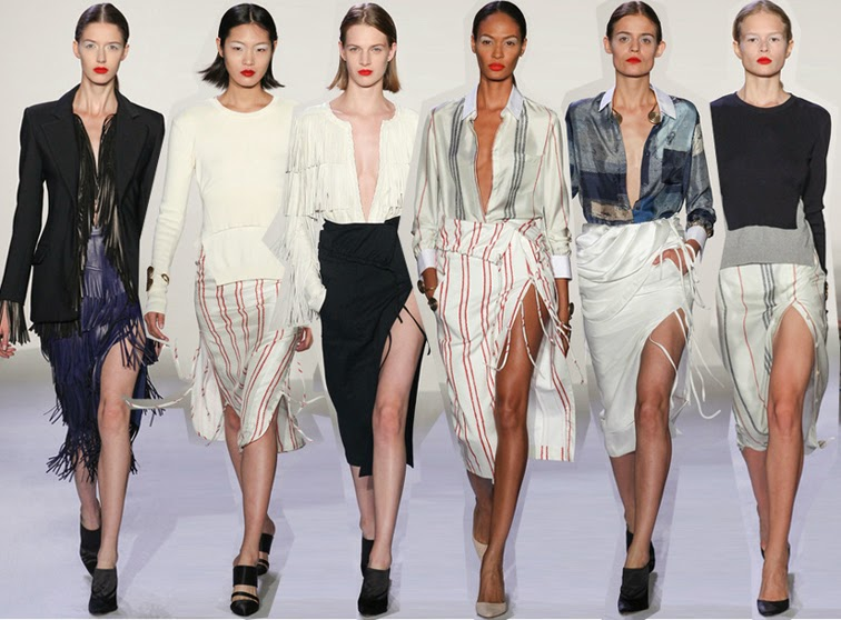 Altuzarra ss14 runway collection