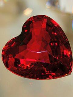 Kristalno srce download besplatne pozadine slike za mobitele