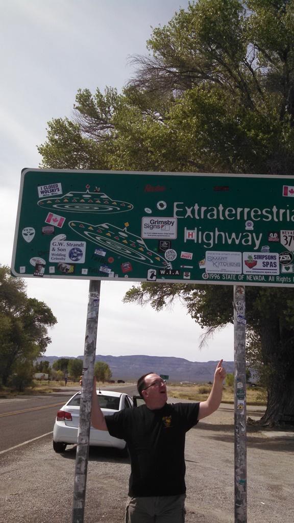 Extra-Terrestrial Highway