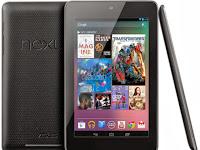 Google Nexus 7, Spesifikasi dan Harga