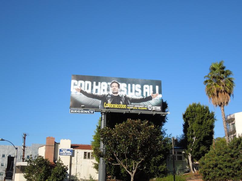 Californication season 6 billboard