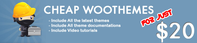 Cheap Woothemes