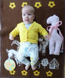Elisa 5 maanden