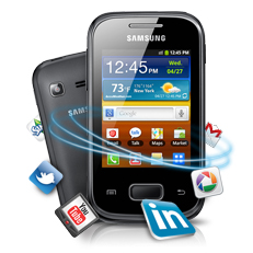 Samsung Galaxy Pocket HP Android Murah Fitur Lengkap