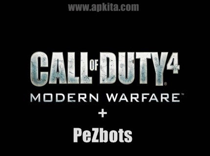 Call of Duty 4 Modern Warfare + PeZBOT Multiplayer