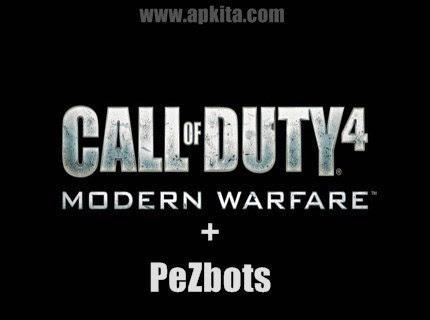 Call of Duty 4 Modern Warfare + PeZBOT Multiplayer