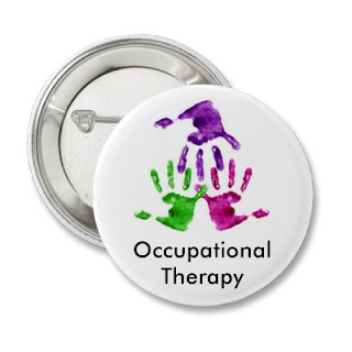 მე, ოკუპაციური თერაპევტი