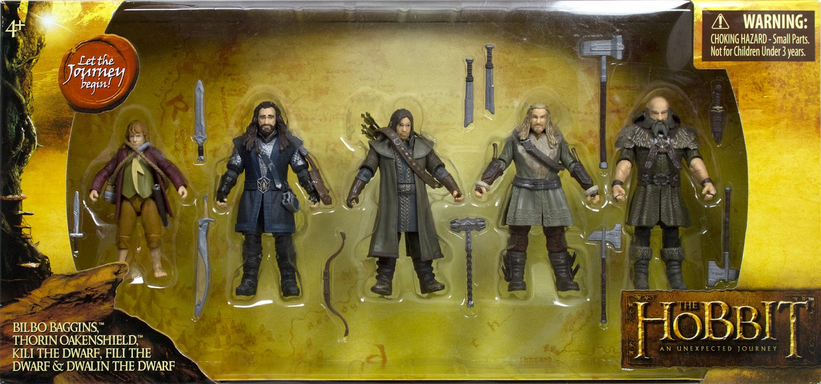 theangryspark pre sales for the hobbit figures starting today