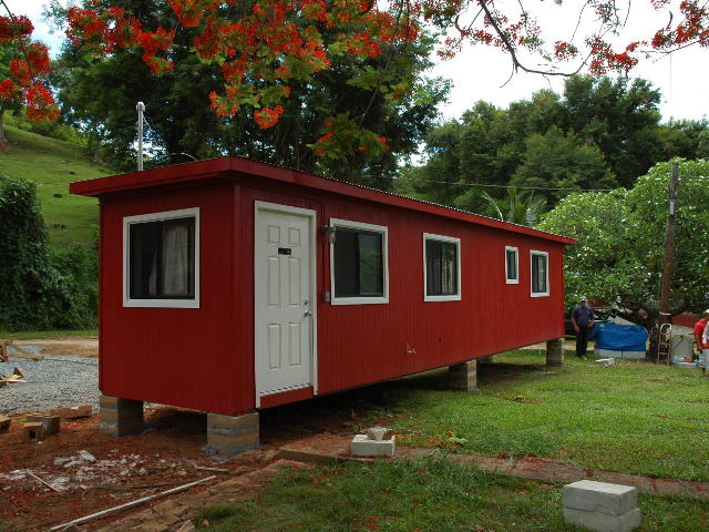 shipping container homes january 2012