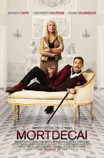 Watch Mortdecai (2015) movie free online