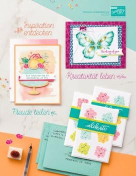 Frühjahr-Sommer-Katalog 2018