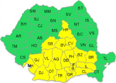 extrém időjárás, Románia, Székelyföld, hideg, fagy,