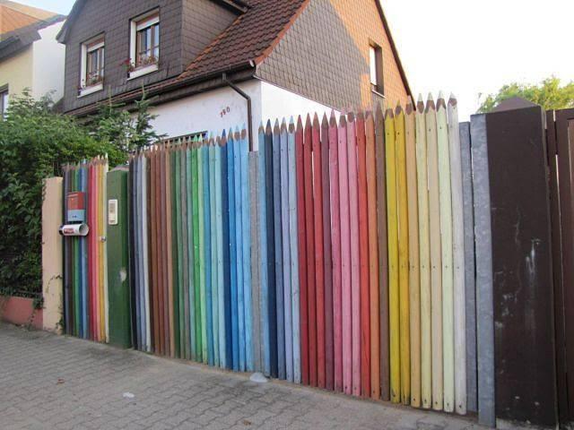 boya kalemli çit