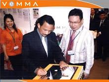 Sultan Brunei Mencemar Duli Dengan Merasmikan Pameran VeMMA