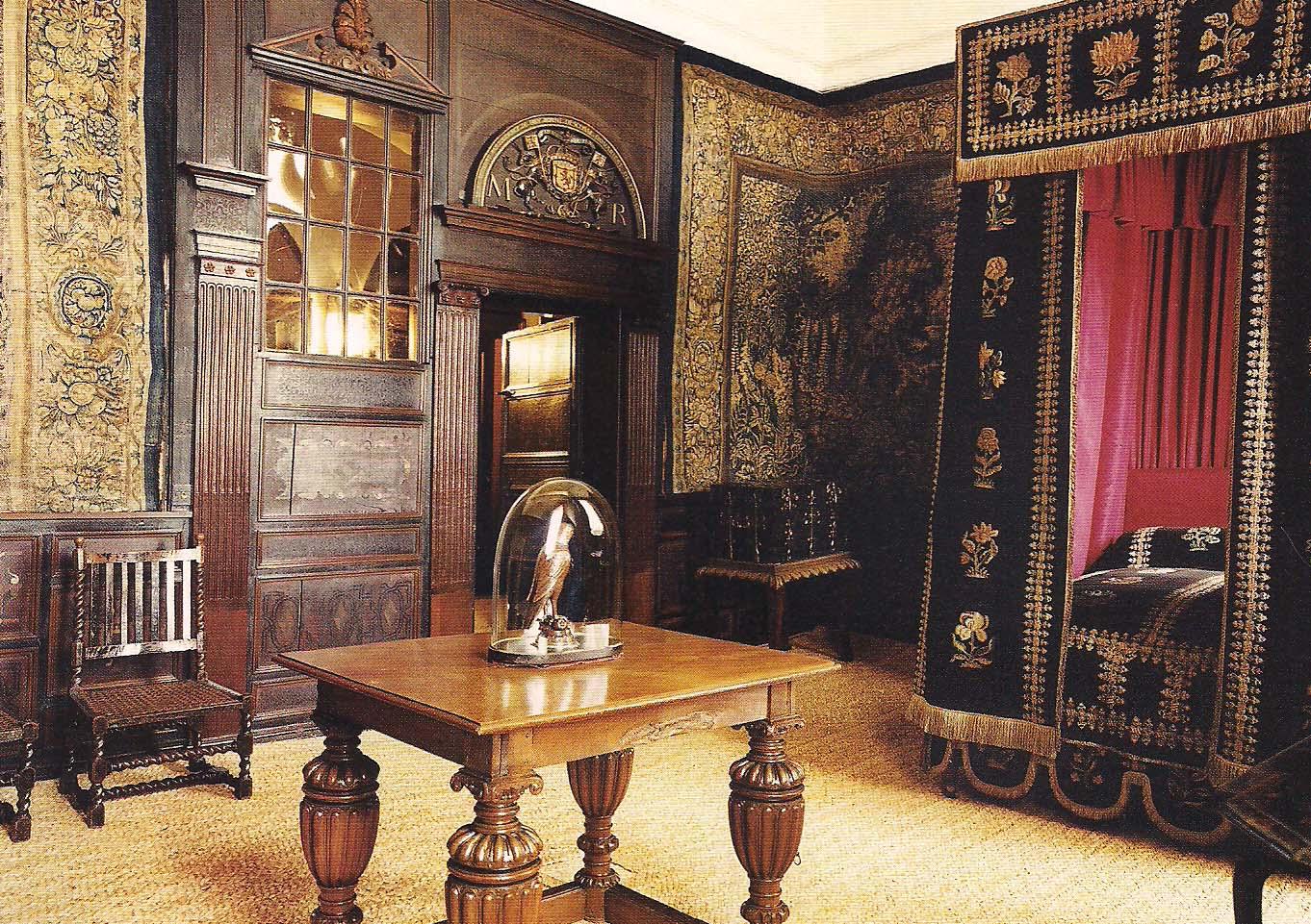 Room at Hardwick Hall.