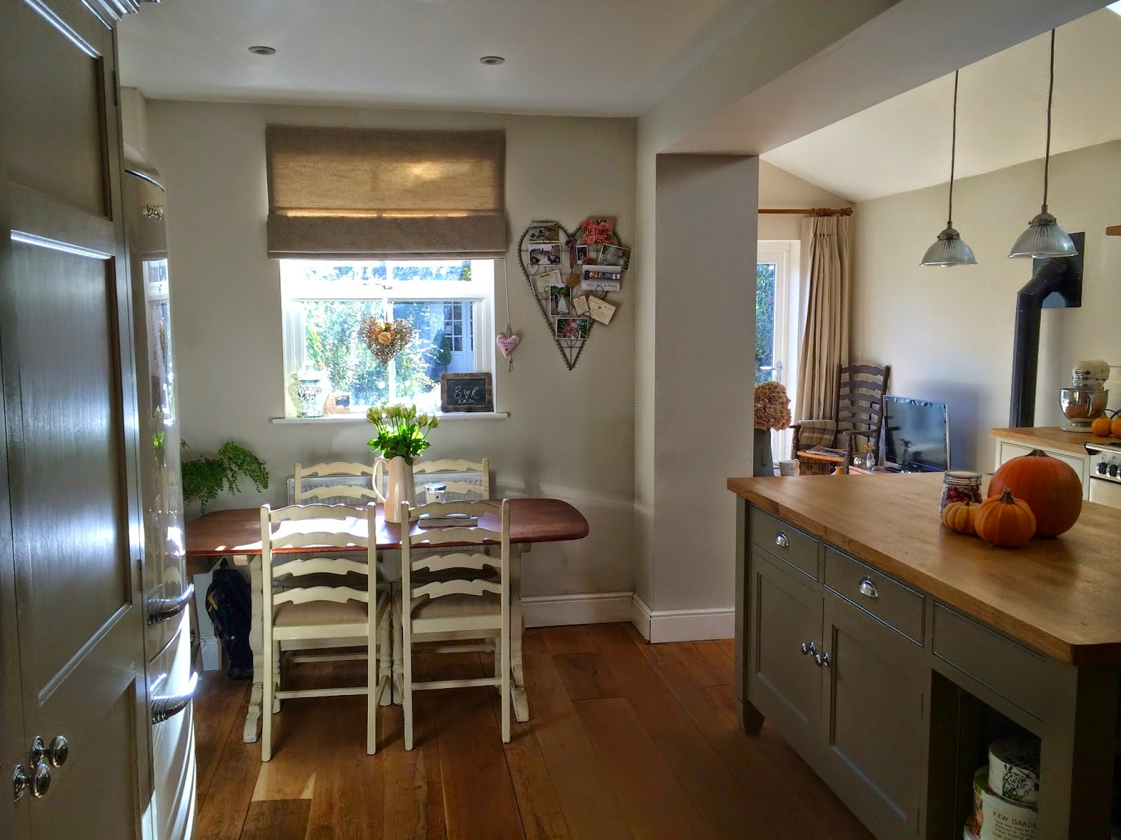 Kitchen Conservatory Makeover Our Kitchen Extension And Transformation Roses And