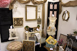 My Booth ~ Shabby Paris Market