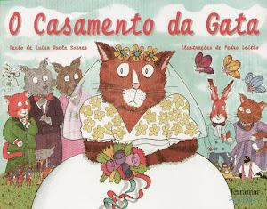 O casamento da gata