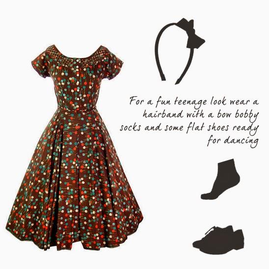 http://www.thebestvintageclothing.com/newest-vintage-arrivals/vintage-dandelion-printed-circle-skirt-dress-1950s-r-k-original-38-28-free/
