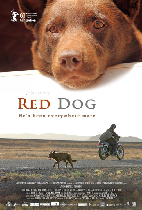 Is Red Dog A True Story