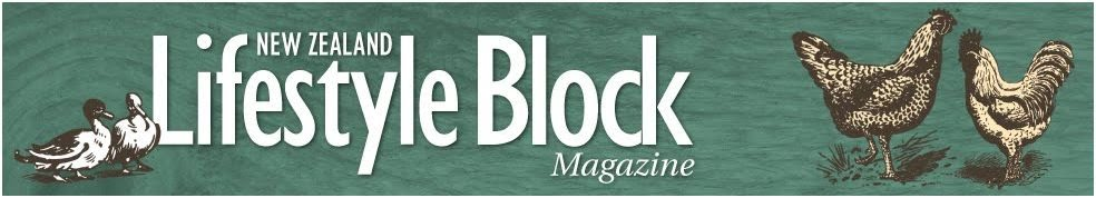 NZ Lifestyle Block magazine