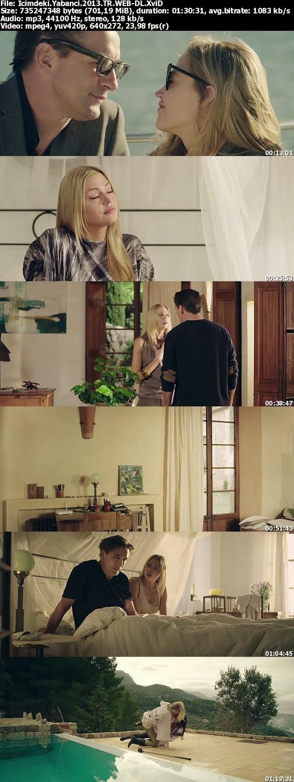 İçimdeki Yabancı - The Stranger Within 2013 Türkçe Dublaj Film İndir