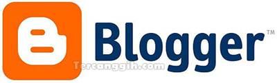 Logo Blogger 2013 Wallpaper Tema