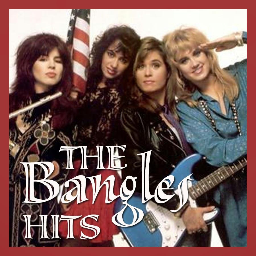 The Bangles 1988