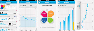 iPhone, Withings Health Mate