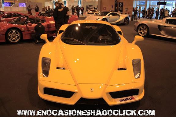 Ferrari Enzo en Madrid Motor Days