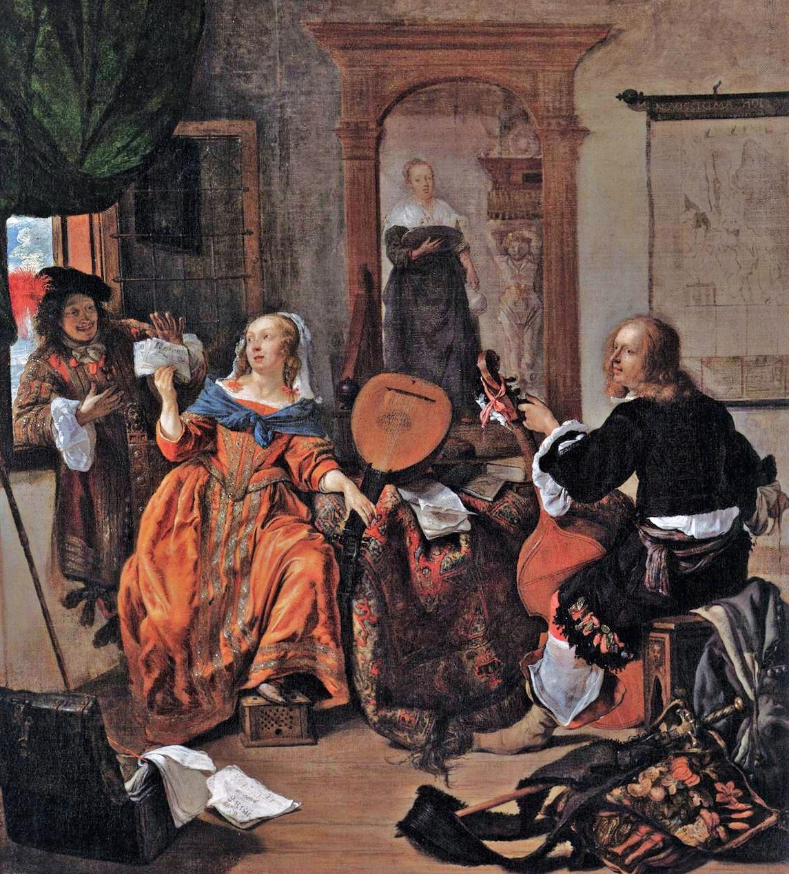 1000 images about baroque art and music on pinterest for What is the baroque period