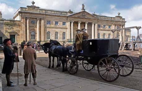 La muerte llega a Pemberley en la BBC: