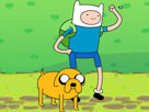 Finn Jake Cartoon Network Yeni Oyunu