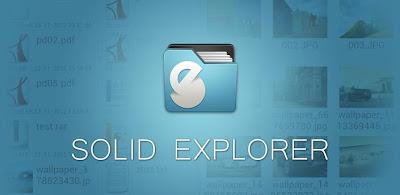 Solid Explorer Full explorador de archivos