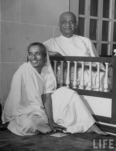 Sardar Vallabhbhai Patel And His Daughter Manibehn
