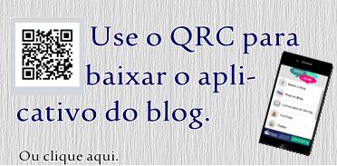App do blog!