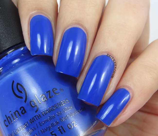 China Glaze I Sea The Point
