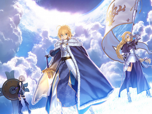 Fate / Type-Moon