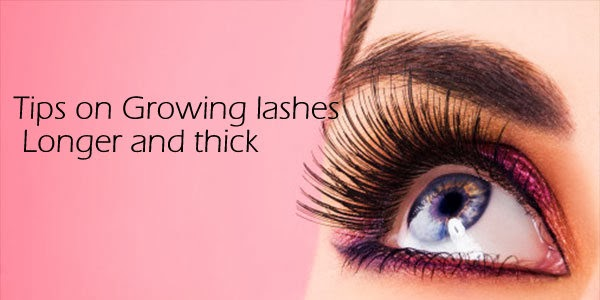 how to grow your eyelashes back fast naturally