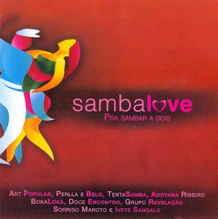 Sambalove - Pra Sambar A Dois
