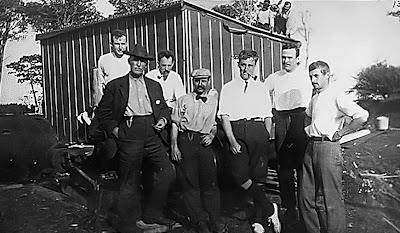 Franklin D. Roosevelt en Oak Island