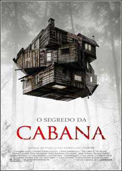 cabana  Download O Segredo da Cabana DVDRip – Legendado