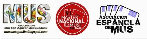Campeonato Clasificatorio para el VI Máster Nacional de Mus Bilbao 2015