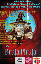 """""""La Bruja Piruja"""", de Carlos Blanco, en Cabrerizos"""