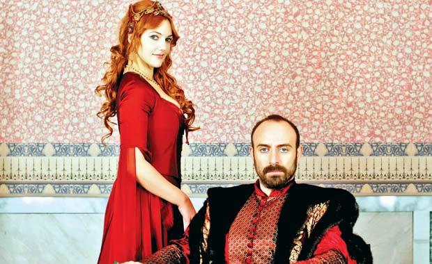 Suleiman Magnificul ep 15