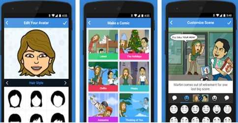 Aplikasi Android Terbaik Untuk Membuat Komik