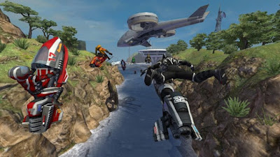 and a whole new stunt system with dozens of new tricks Riptide GP2 MOD APK [Unlimited Money] Free Download